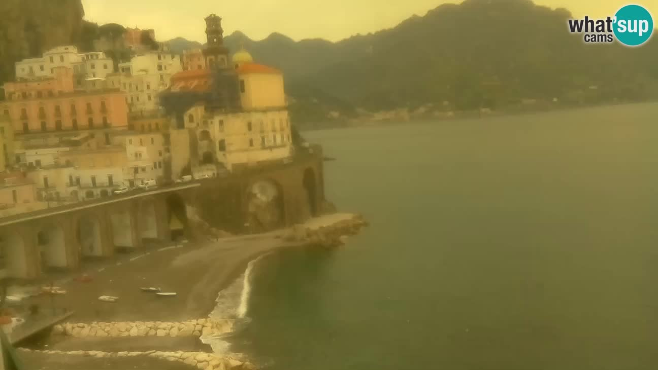 Webcam Atrani - What´s Up Cams