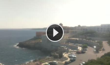 Webcam Santa Cesarea Terme - Skyline Webcams