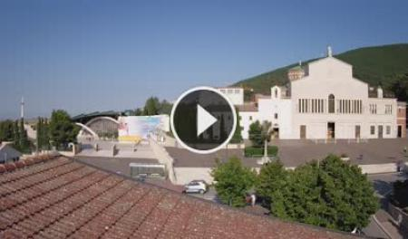 Webcam San Giovanni Rotondo, Santuario di Padre Pio - Skyline Webcams