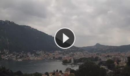 Webcam Como, Lago di Como - Skyline Webcams