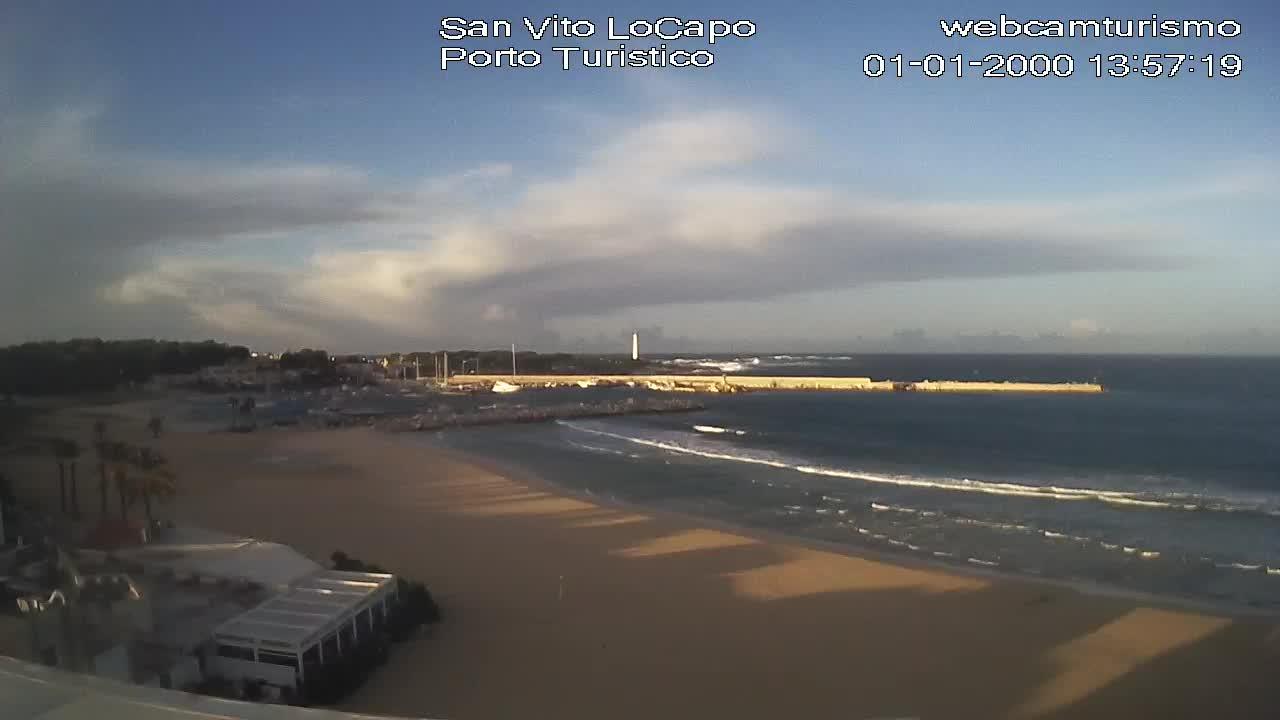 Webcam San Vito Lo Capo - Webcam Turismo