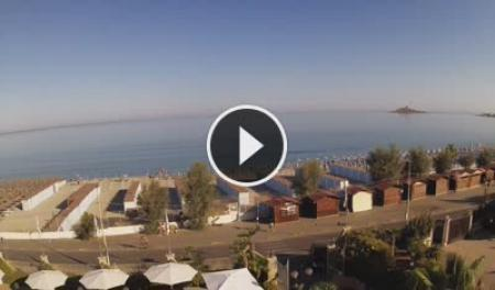 Webcam Isola delle Femmine - Skyline Webcams