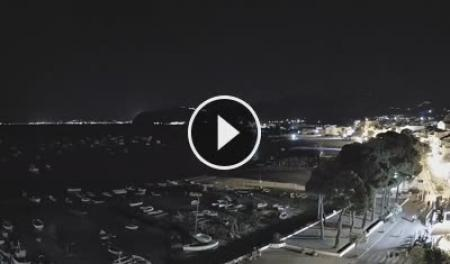 Webcam Patti, Marina di Patti - Skyline Webcams