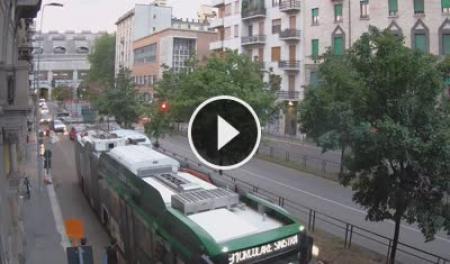Webcam Milano, Stazione - Skyline Webcams