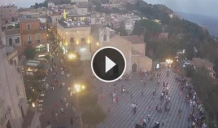 Webcam Taormina - Skyline Webcams