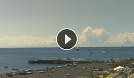 Webcam Stromboli, Scari - Skyline Webcams