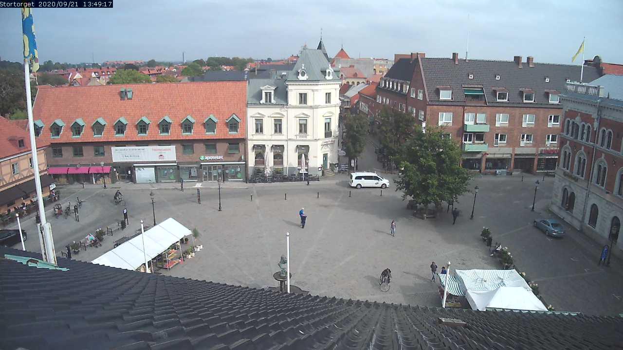 Webkamera Ystad