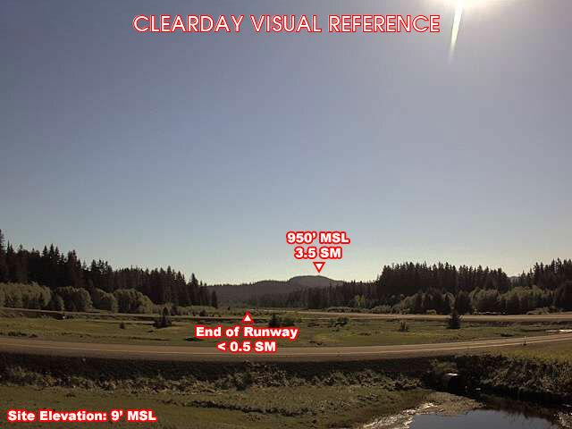 Huna Alaska Map.Webcam Hoonah Alaska Hoonah Airfield Paoh View In Eastern Direction