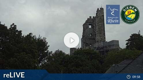 Drachenfels Webcam