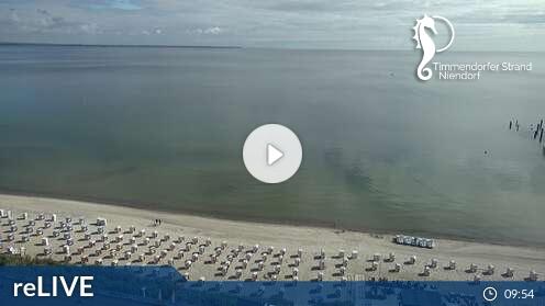 Webcam Timmendorfer Strand Maritim Hotel
