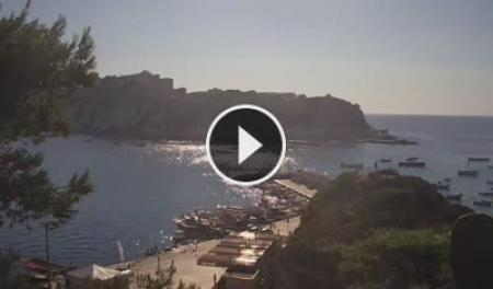 Webcam Isole Tremiti, San Domino - Skyline Webcams