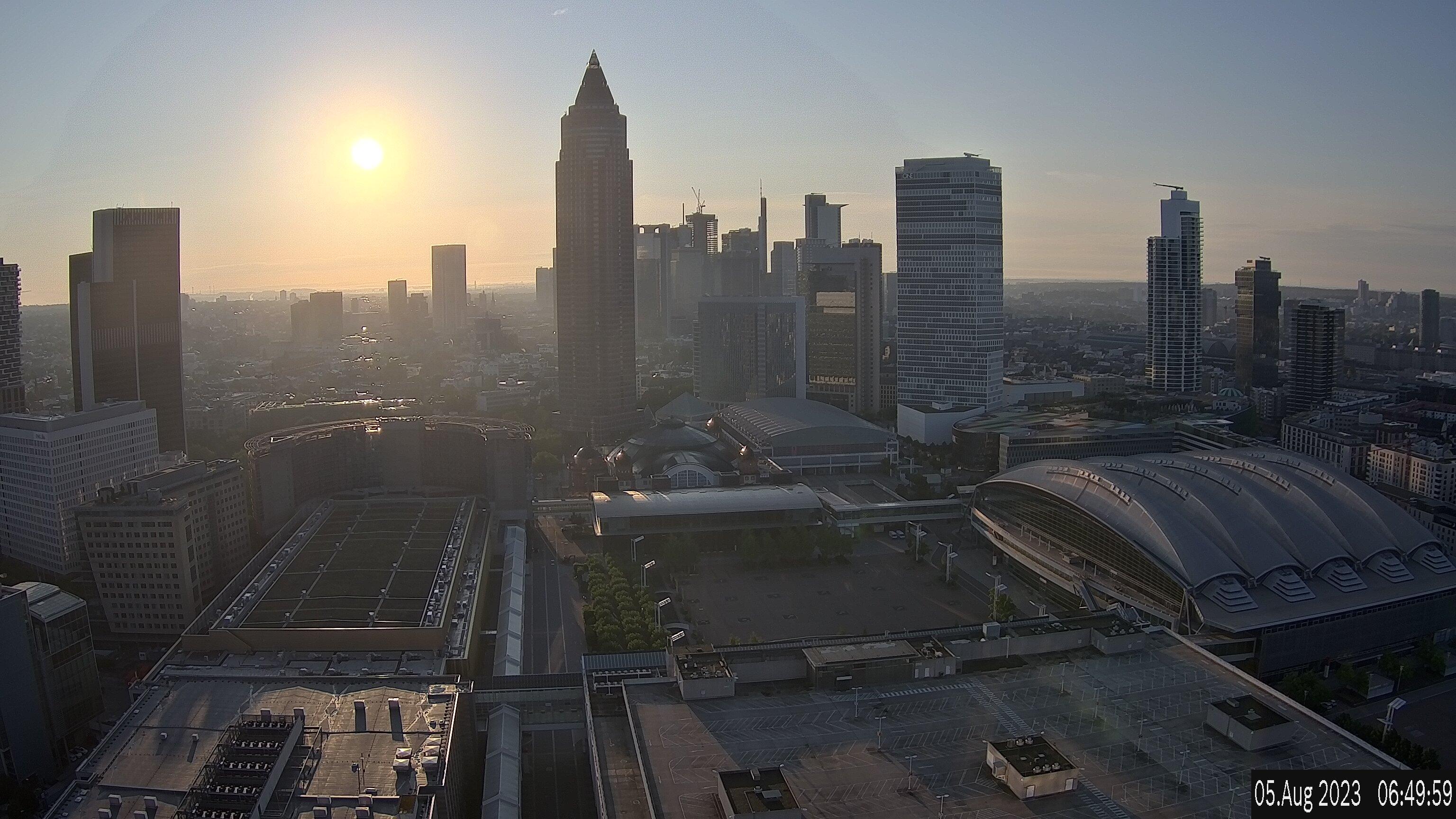 Live Webcam Frankfurt