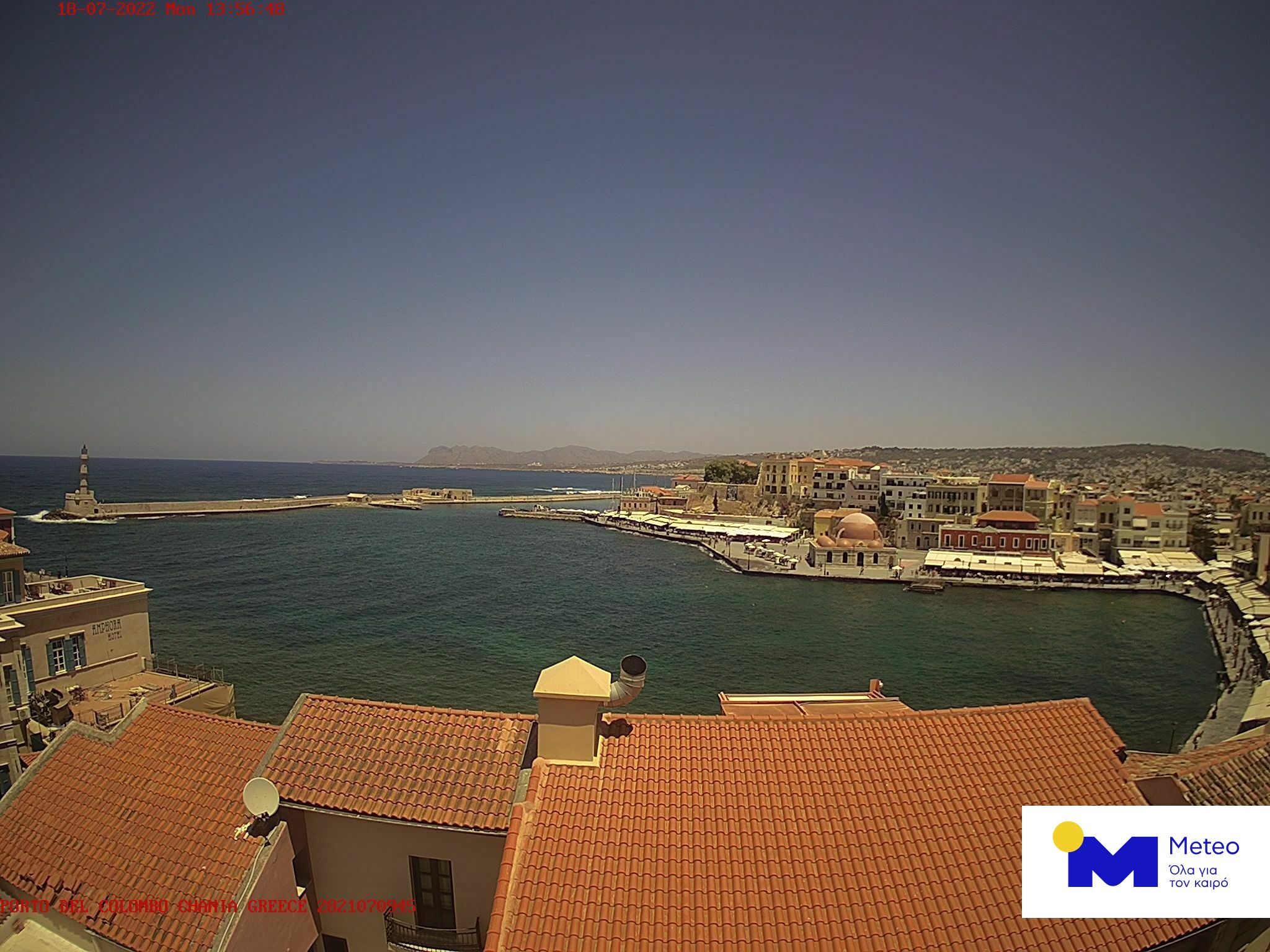 Webcam In Crete 30