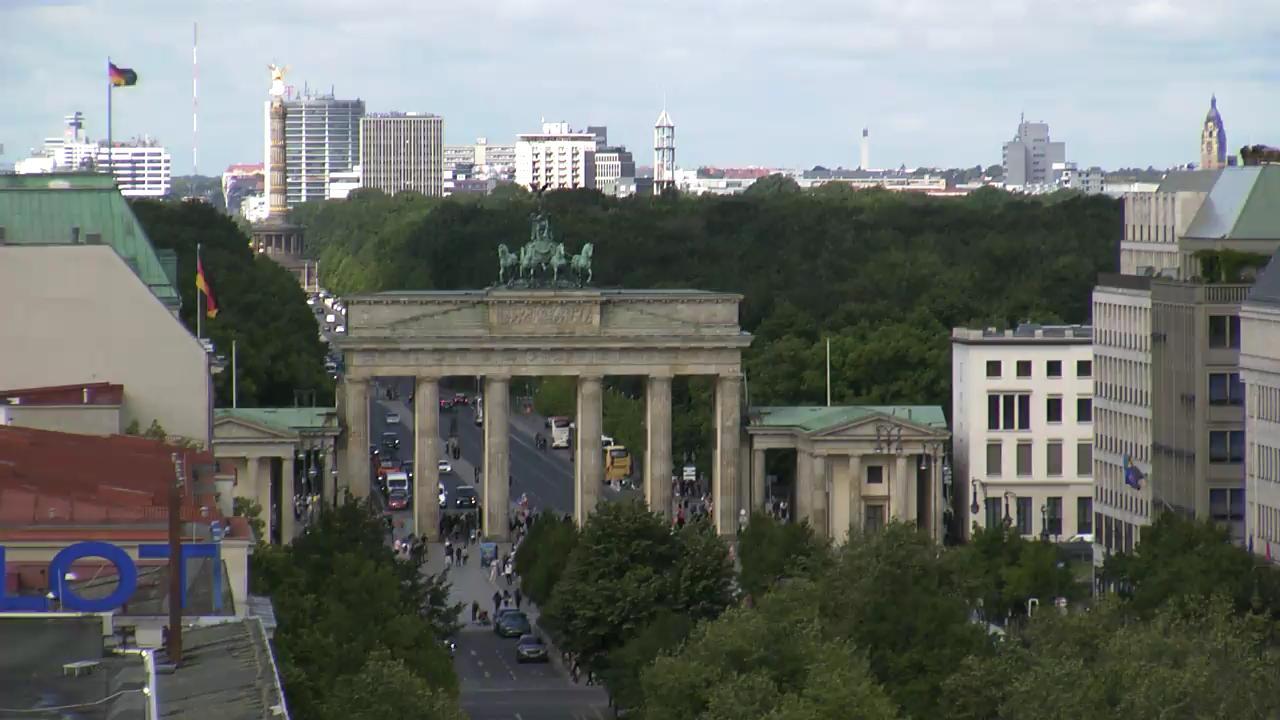 Webcam Berlin City Center