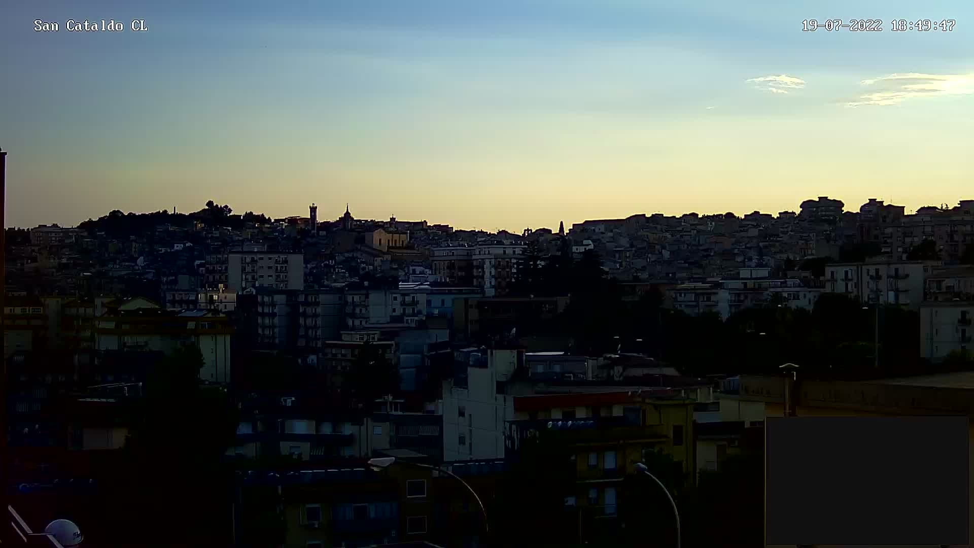 Webcam San Cataldo - Istituto Raimondi