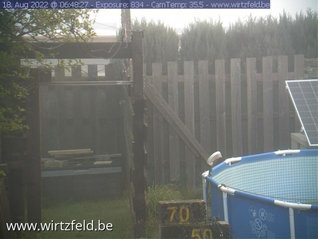 webcam beeld Wirtzfeld