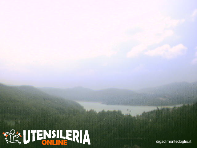 Webcam lago di montedoglio lake view - Webcam bagno di romagna ...