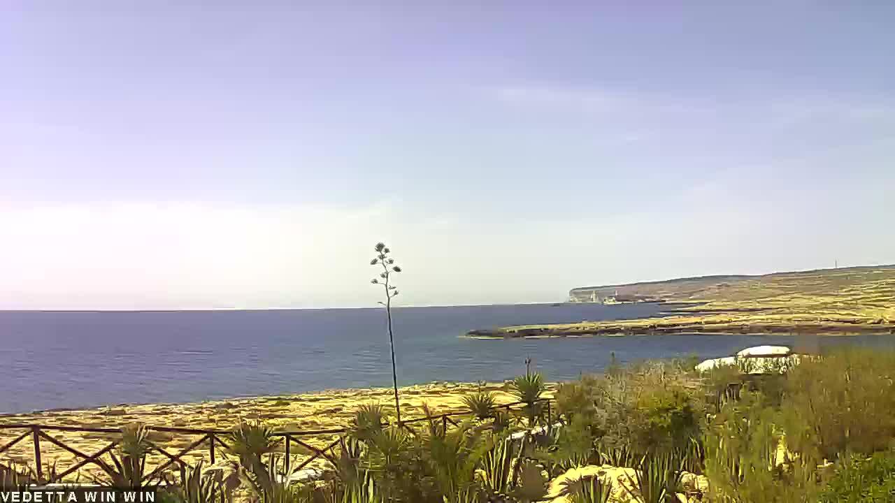 Webcam Lampedusa - Calamadonna Club