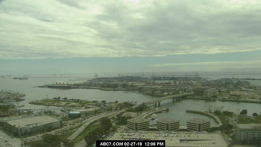 Long Beach Port Live Cam
