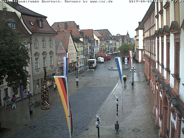 bayreuth webcam fu g ngerzone webcam galore. Black Bedroom Furniture Sets. Home Design Ideas