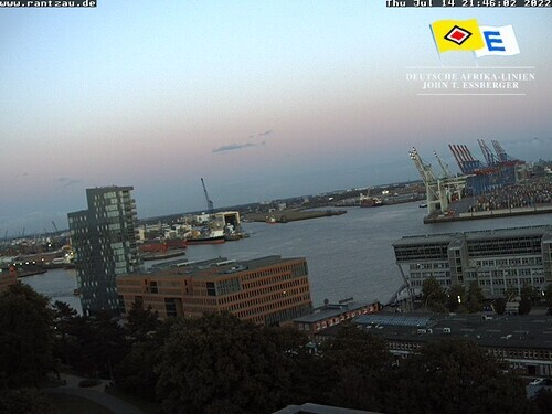 Live Cam Hamburg