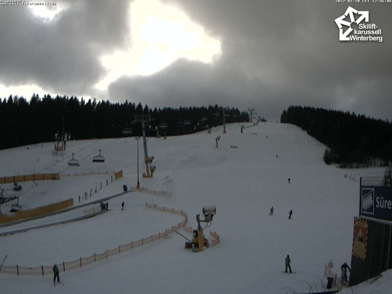 Webcams Winterberg