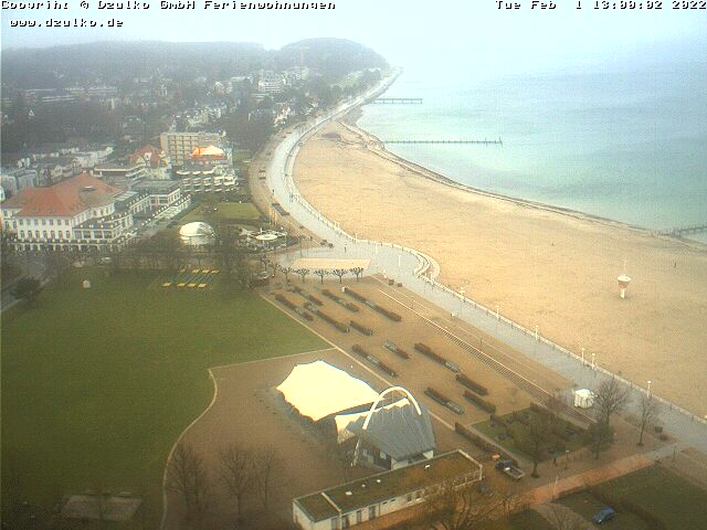 Travemünde Webcam Maritim
