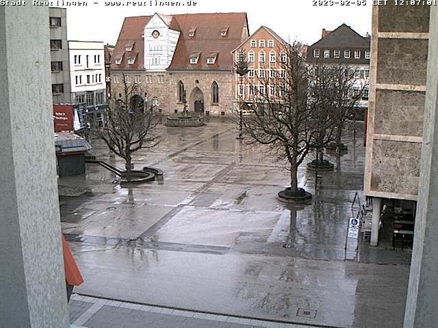 Wettercam Tübingen