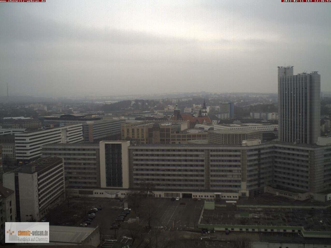 Chemnitz Webcam