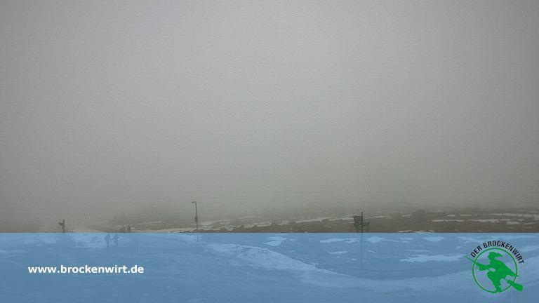 Brocken Schnee Webcam