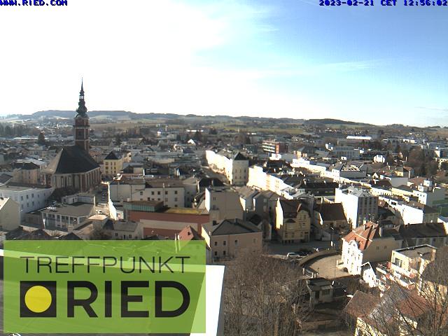 It firemen ried im innkreis webcam