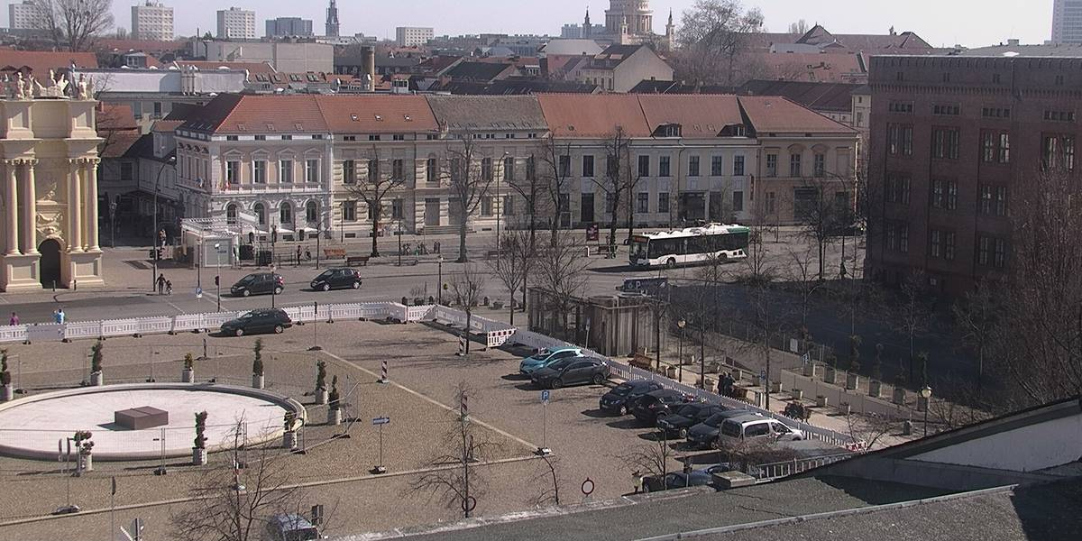 Webcam Luisenplatz Potsdam