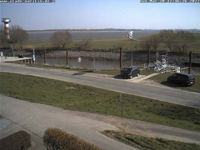 Elbe Webcam