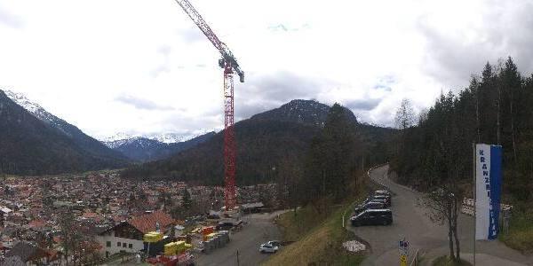 Mittenwald Webcam