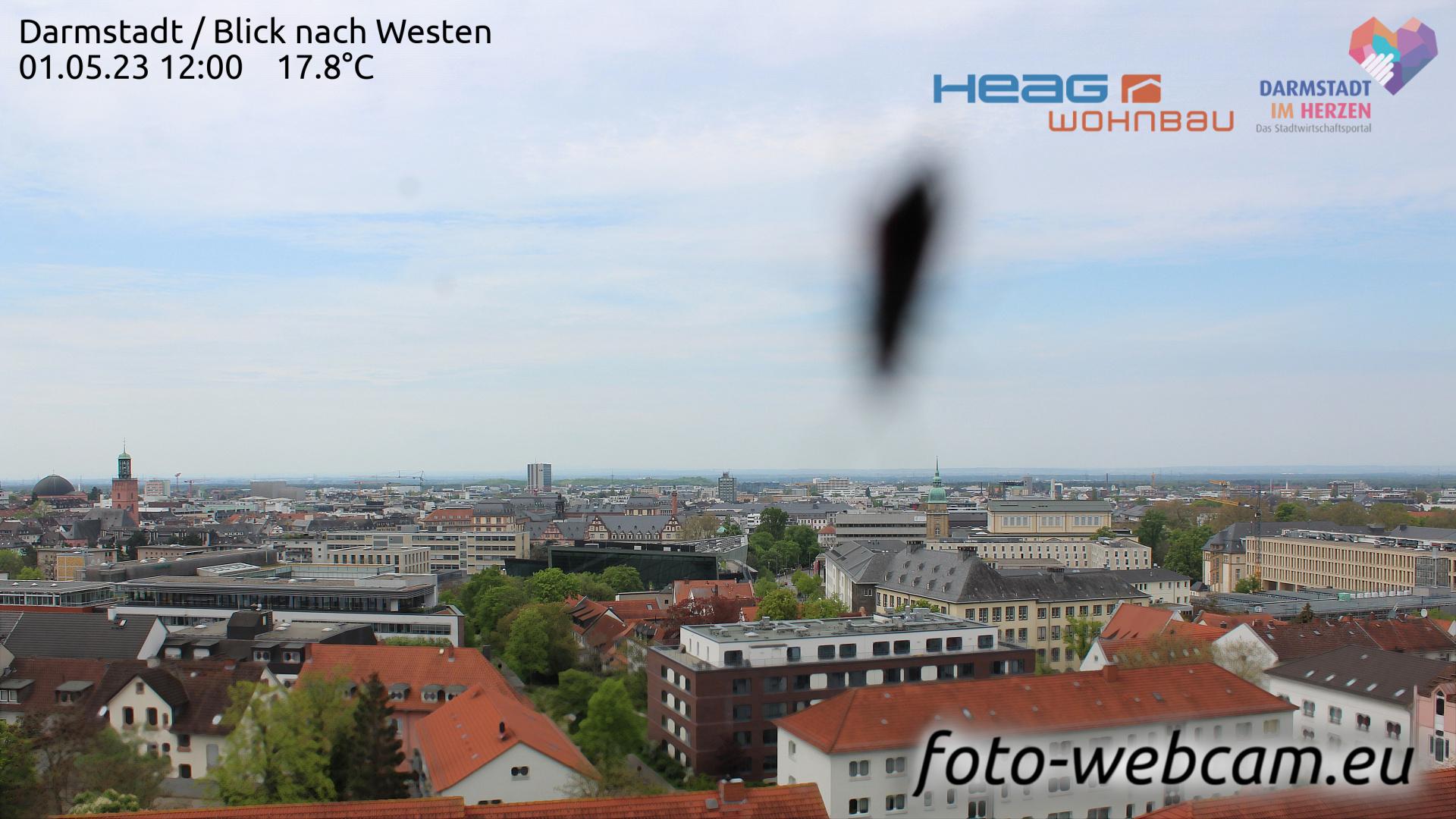 Webcam Darmstadt Marktplatz