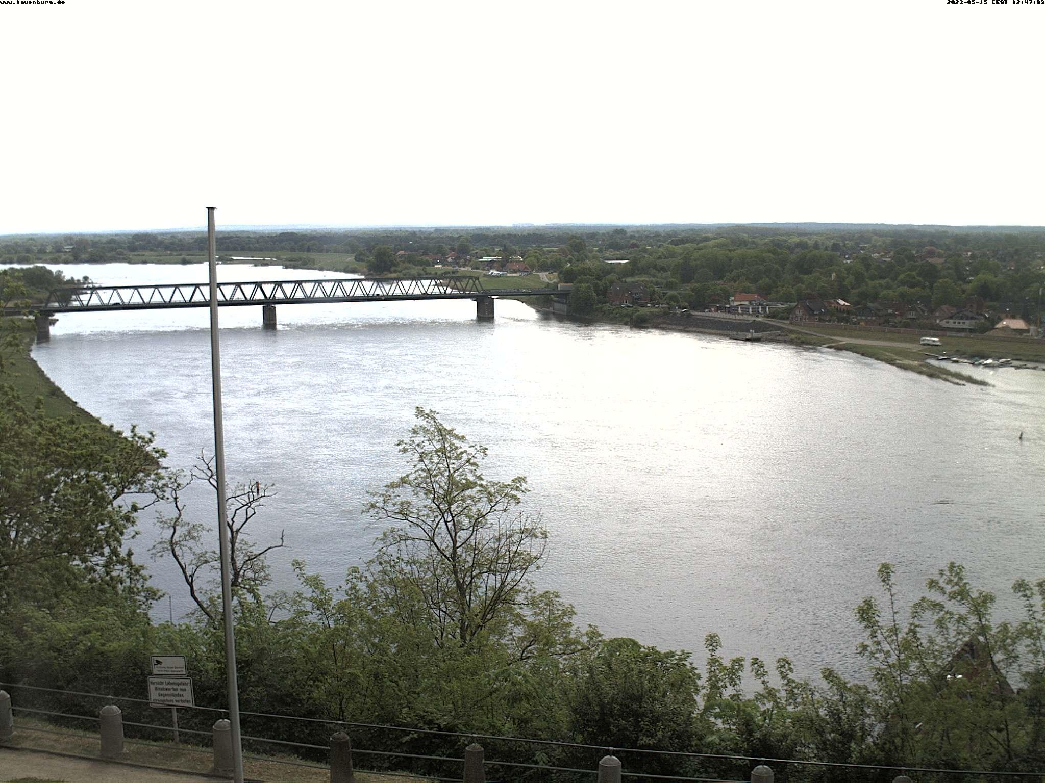Webcam Elbe
