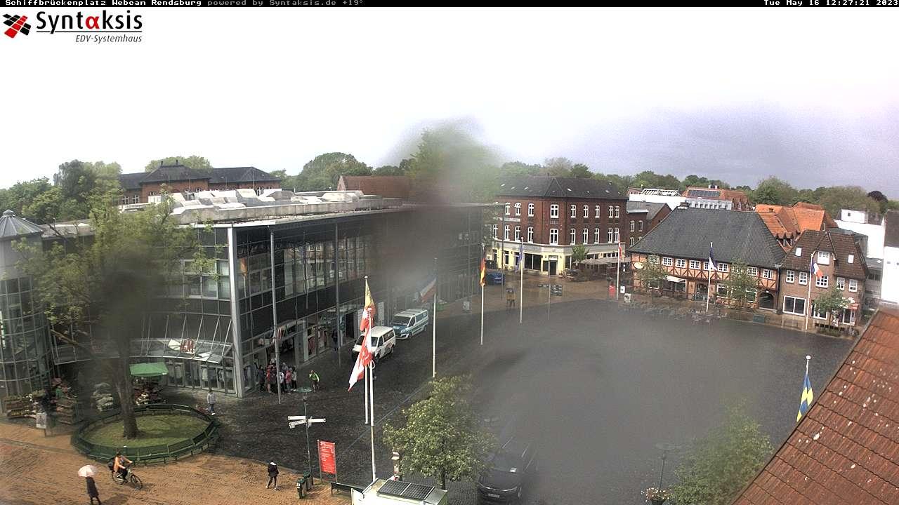 Webcam Rendsburg Hochbrücke