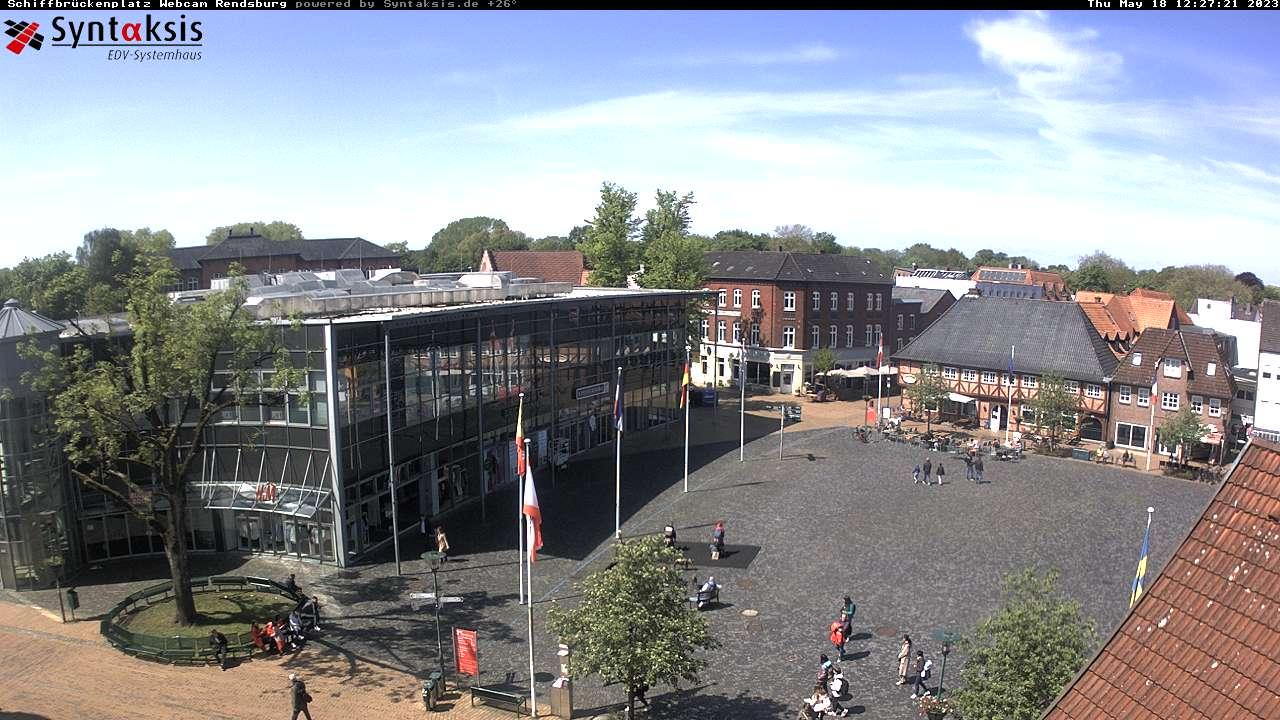Webcam Rendsburger Hochbrücke