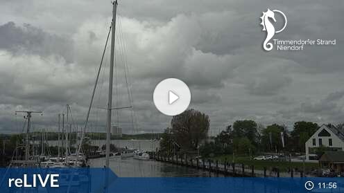 Webcam Niendorf Hafen