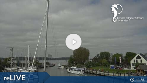 Webcam Niendorf Hafen