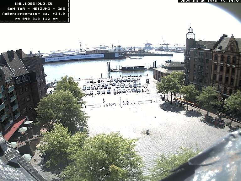 Webcam Fischmarkt