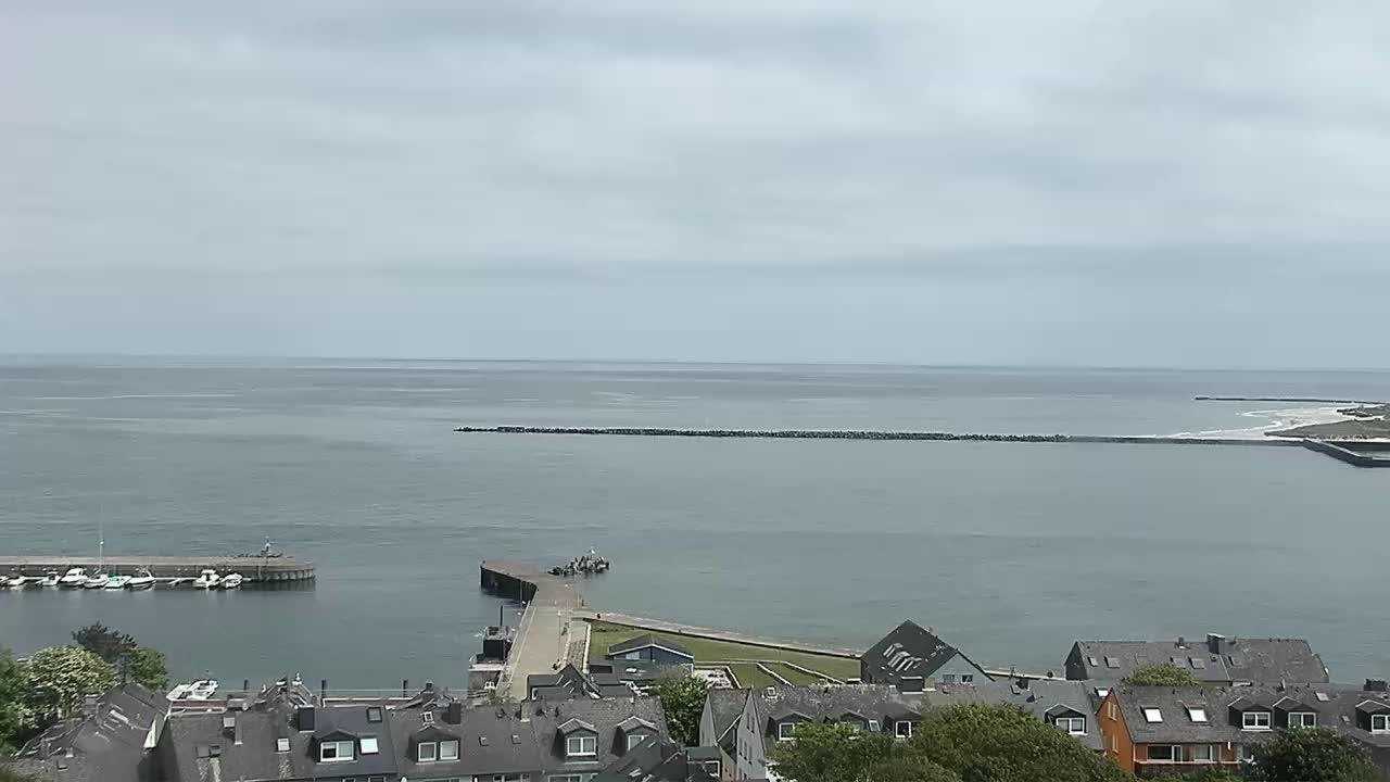 Webcam Helgoland Falm