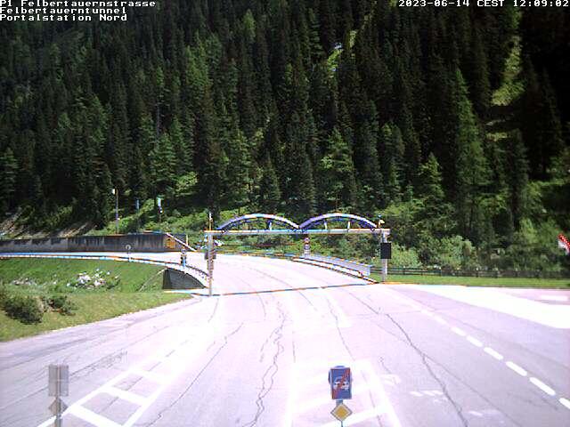 Webcam Felbertauern