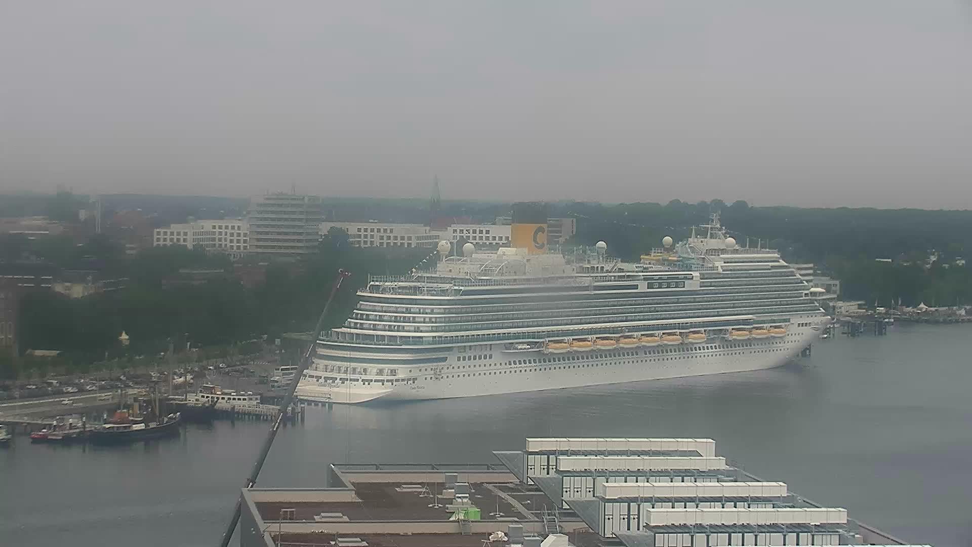 Webcam Kiel Hafen