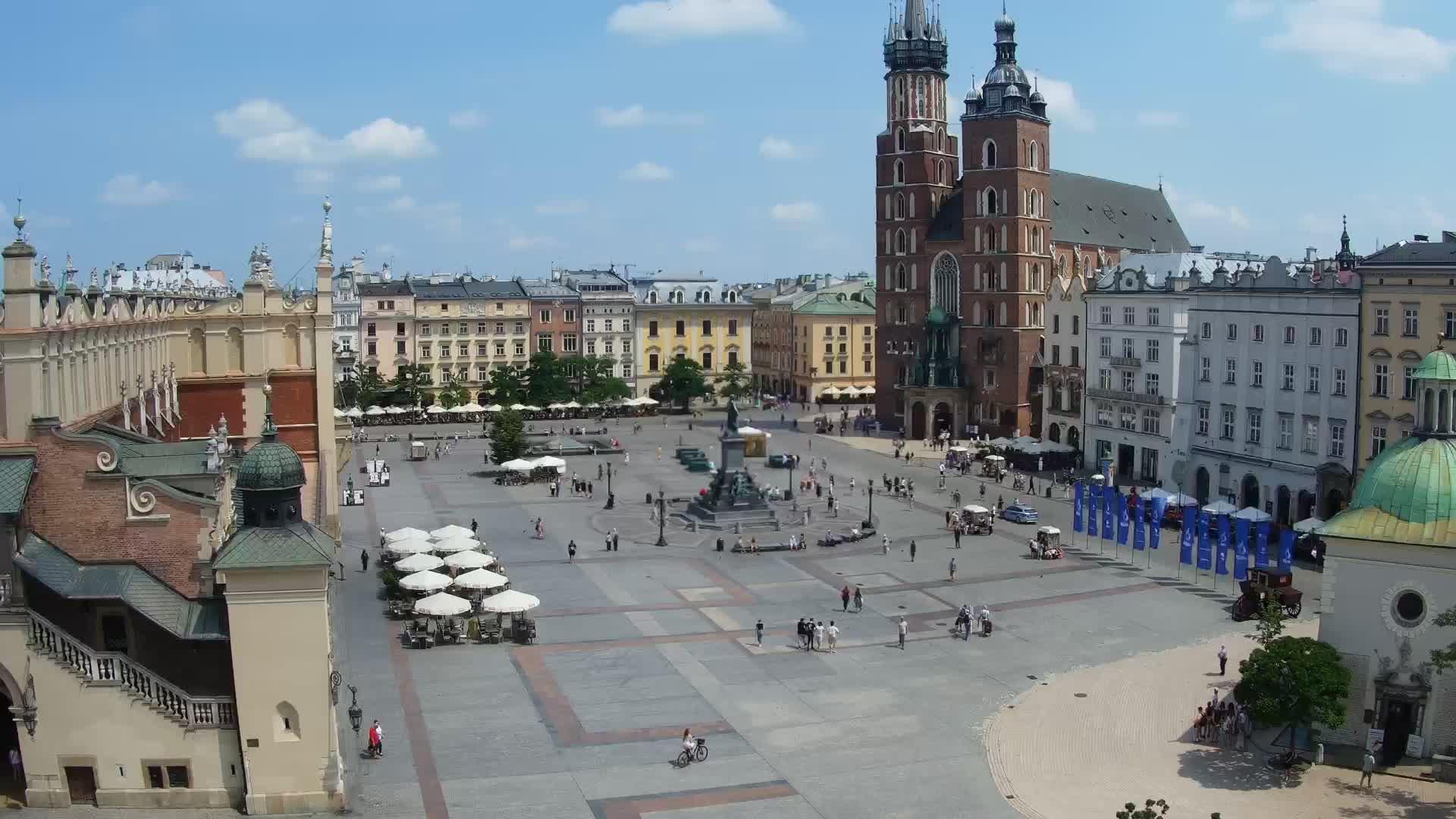 Webcam krakow