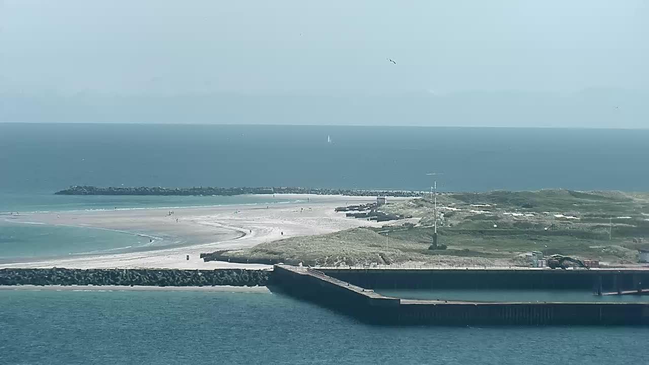Helgoland Webcam Am Falm