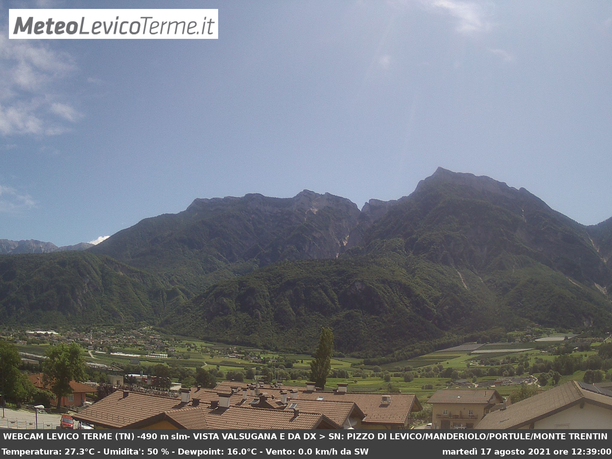 Wetter Levico Terme