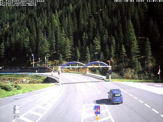 Felbertauern Webcam