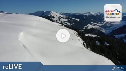 Webcam Hochkrimml