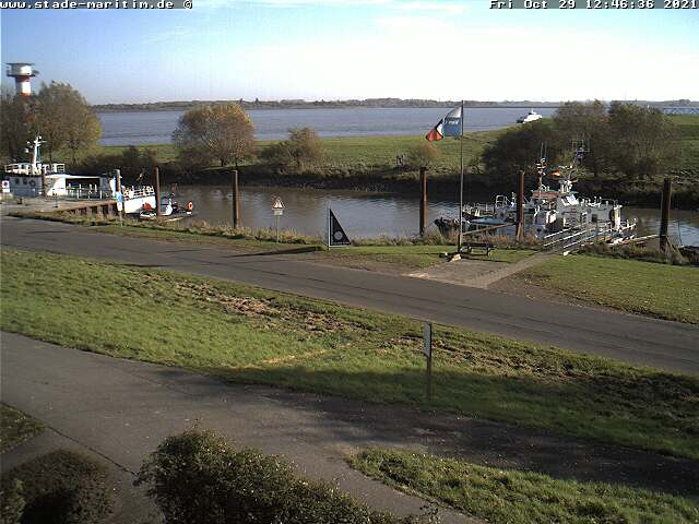 Webcams Elbe